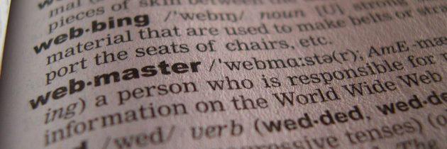 Rester informé … une nécessité pour le webmaster
